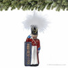 Radio City Christmas Spectacular Soldier Christmas Ornament Glass