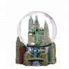 New York City Skyline Snow Globe Souvenir