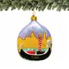 Venice Christmas Ornaments are Hand Blown European Glass
