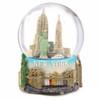NYC Musical Snow Globe Souvenir