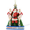 radio city music hall christmas ornament