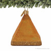 Egyptian Pyramid Ornament - Glass