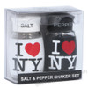 I Love NY Salt and Pepper Shakers Set