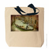 Venice Tote Bag with Italian Gondola