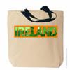 Ireland Canvas Tote Bag
