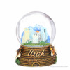 Utah Snow Globe