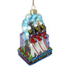 3D Radio City Music Hall Soldiers Glass Ornament