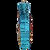 State Of Ohio Landmarks Glass Ornament