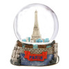 Colorful Paris Snow Globes
