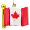 Canadian Flag Christmas Ornaments
