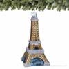 eiffel tower chirstmas ornament
