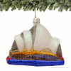 Sydney Opera House Ornament - Glass