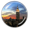 Empire State Building Crystal Paperweight