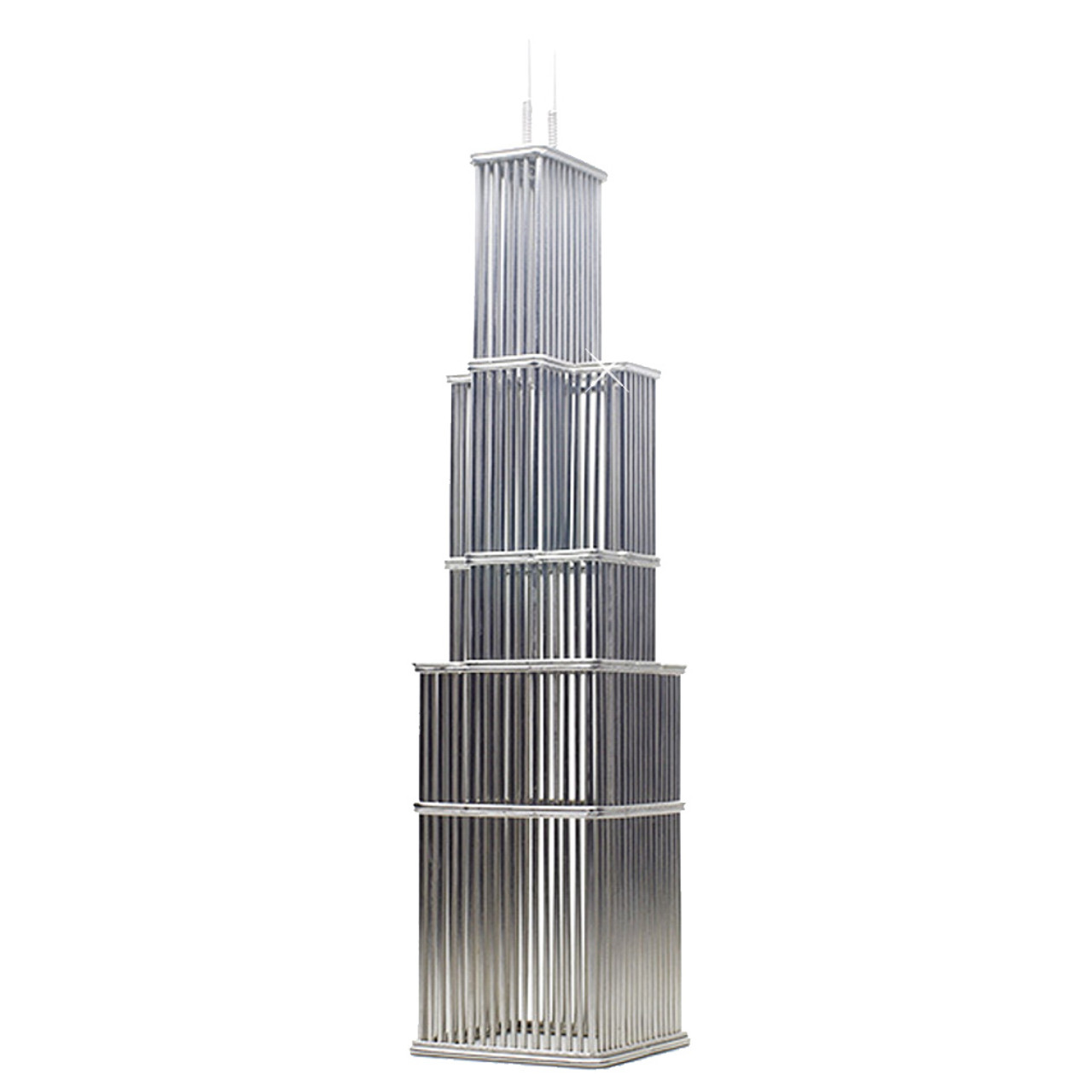 Willis Tower (formerly Sears Tower) Wire Model