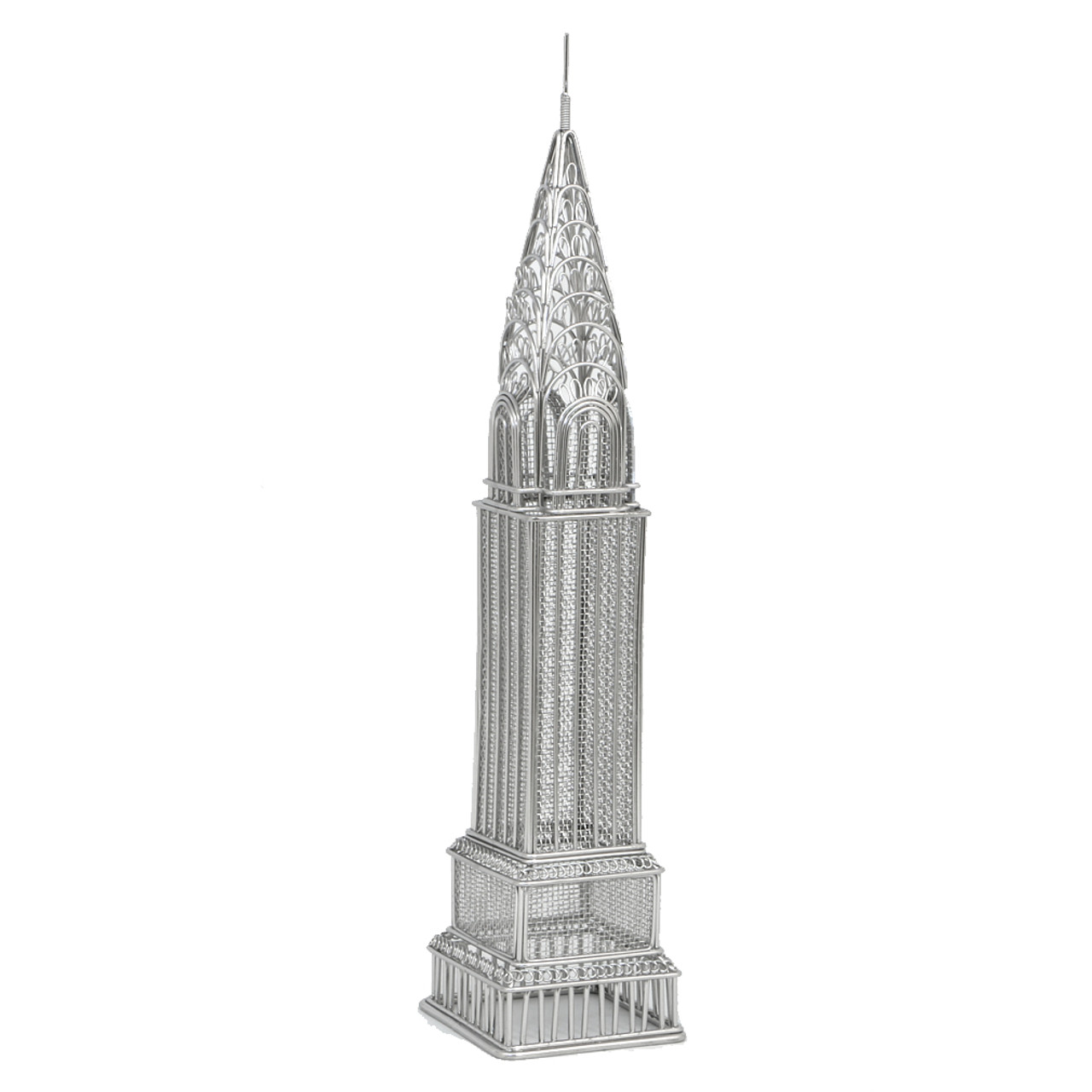 Chrysler Building Wire Model