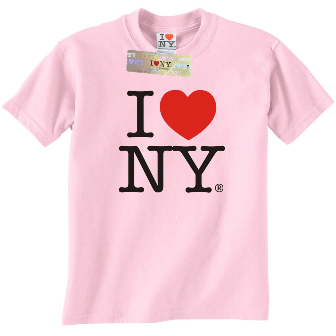 Light pink i love ny t shirt thecheapjerseys Images