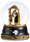 Phantom of the Opera Mirror Snow Globe