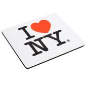 I Love NY Mouse Pad