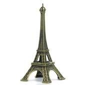 5 Inch Eiffel Tower Statue Metal