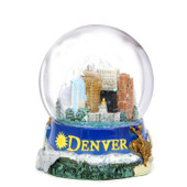 Denver, Colorado Snow Globe 2.5 Inch