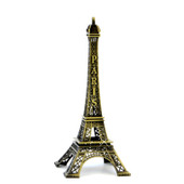 10 Inch Eiffel Tower Statue Replica of Paris