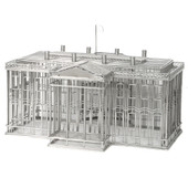 Washington DC White House wire replicas