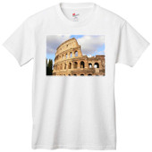 Rome's Colosseum Apparel