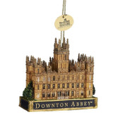 Replica of Downton Abbey Ornament