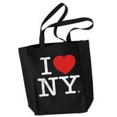 I Love NY Tote Black