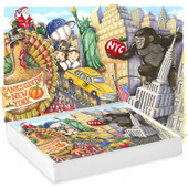 Thanksgiving Day Parade Notecards
