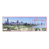 Chicago Panoramic Magnet