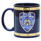 New York Police Department Mug (NYPD)