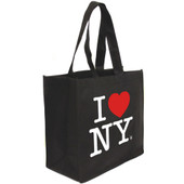 I Love NY Eco-Friendly Tote Bag
