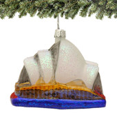 Sydney Opera House Ornaments - Glass