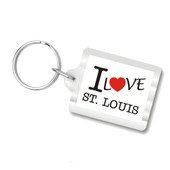 st. louis key chains