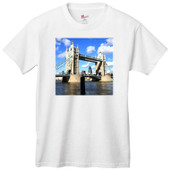 London's Tower Bridge Apparel