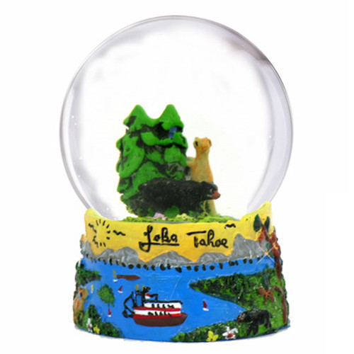 Lake tahoe snow globe for Lake tahoe jewelry stores