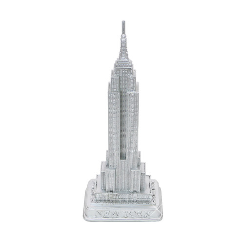 9 inch empire state building replica statue from new york city