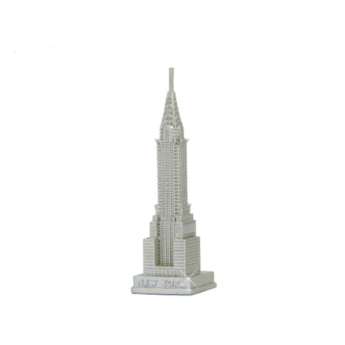 4 Inch Chrysler Building Statues