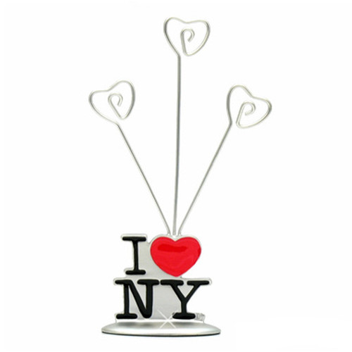 I Love New York Photo & Memo Holders