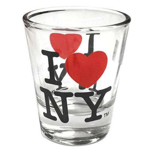I Love NY Shot Glass