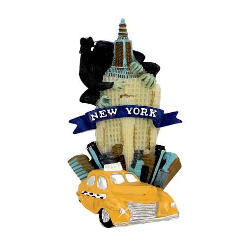 New York City Souvenir Magnet