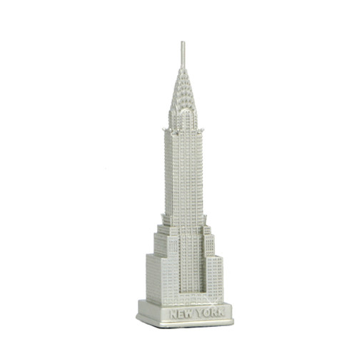 6 Inch Chrysler Building Statues