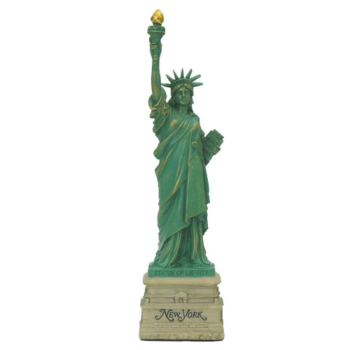 Statue of Liberty Statue New York Base 11 Inch