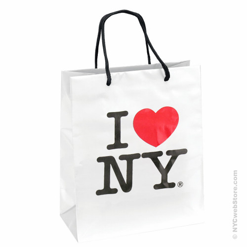 I love new york gift bags parties events i love new york gift bags negle Choice Image