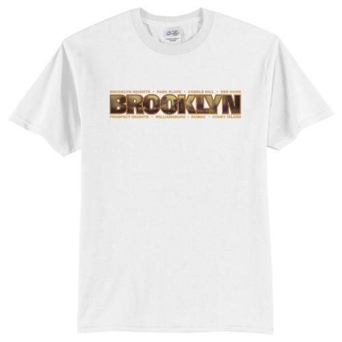 Brooklyn Neighborhoods Apparel