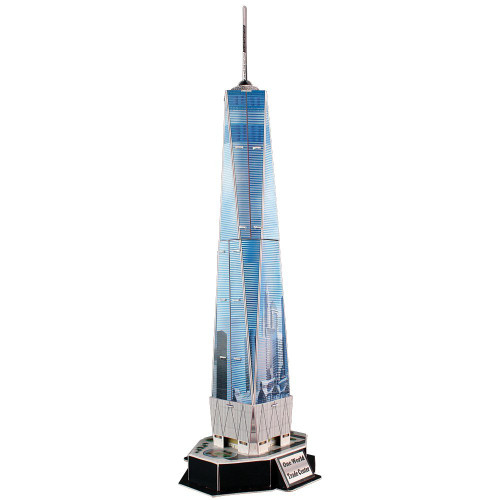 Freedom Tower 3D Puzzle