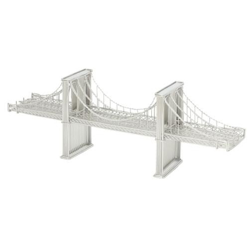 Brooklyn Bridge statues and Models