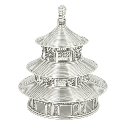 China's Temple of Heaven Statue Replica