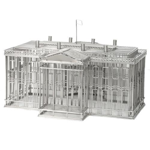 Washington DC White House wire replicas